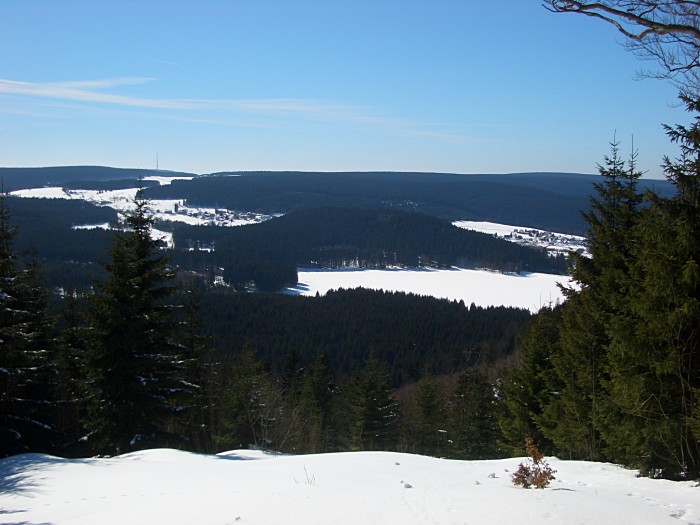 Thueringer-Wald-Winter